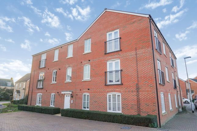 Front View of Finch Court, Trowbridge BA14