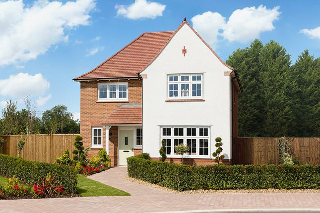 "Thumbnail Detached house for sale in ""Cambridge"" at Ledsham Road, Little Sutton, Ellesmere Port"