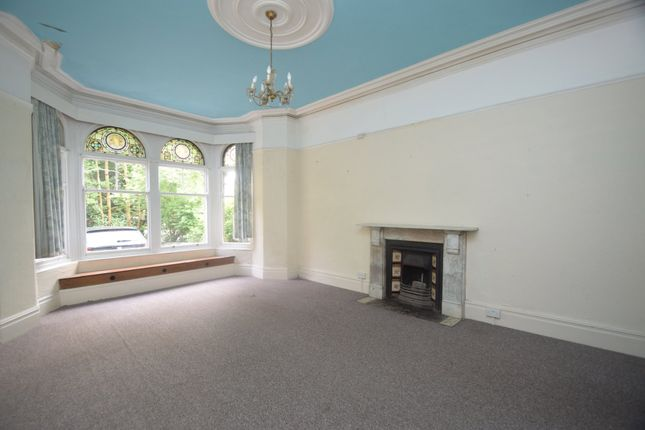 Thumbnail Flat to rent in Falmouth Road, Truro, Cornwall