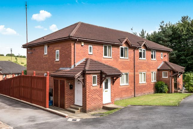 2 bed flat for sale in Wetherby Drive, Swallownest, Sheffield S26