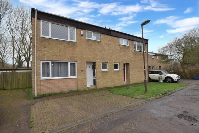 Thumbnail Semi-detached house to rent in Creslow Court, Stony Stratford, Milton Keynes