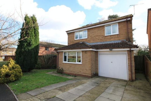 Thumbnail Detached house for sale in Berrywood Gardens, Hedge End, Southampton