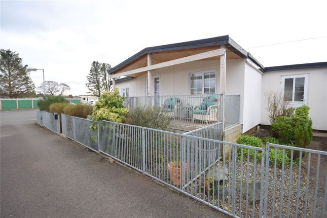 Thumbnail Detached House For Sale In Rosneath Castle Caravan Park Helensburgh Argyll