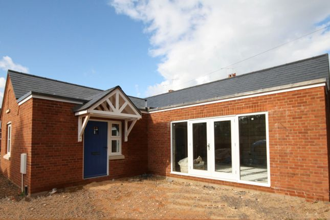 Thumbnail Detached bungalow for sale in Woodstock Lane, Ringwood