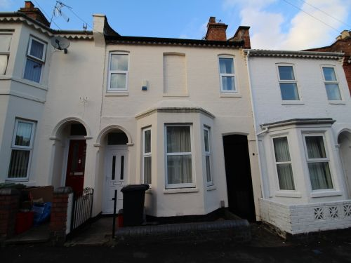 Thumbnail Terraced house to rent in St. Georges Road, Leamington Spa