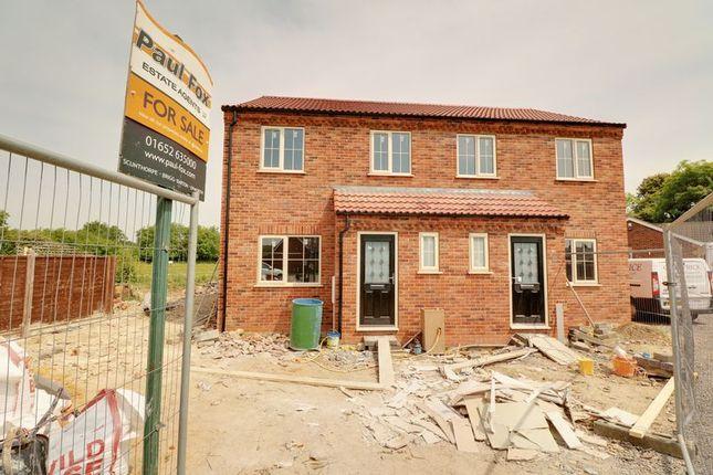 Thumbnail Semi-detached house for sale in Garden Village, North Killingholme, Immingham