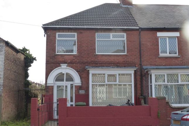 Thumbnail Terraced house to rent in Daubney Street, Cleethorpes