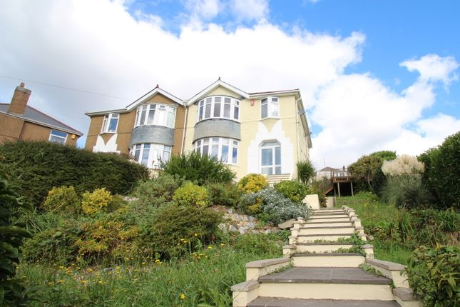 Thumbnail Semi-detached house to rent in Hanover Close, Efford Lane, Plymouth