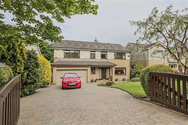 Thumbnail Detached house for sale in Woodfield Avenue, Accrington, Lancashire