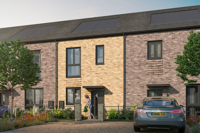 Thumbnail Terraced house for sale in Plot 6 Portholme Road, Selby