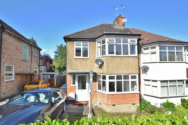 Thumbnail Semi-detached house to rent in Monks Avenue, Barnet
