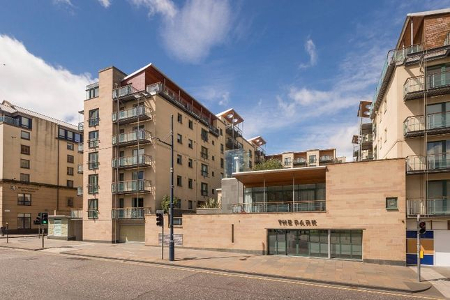 Thumbnail Flat to rent in The Park, Holyrood, Edinburgh