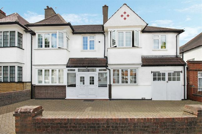 Thumbnail Semi-detached house to rent in Northwick Avenue, Kenton, Harrow
