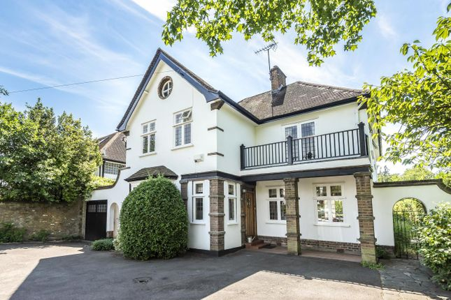 Thumbnail Detached house for sale in Coombe Lane West, Coombe, Kingston Upon Thames