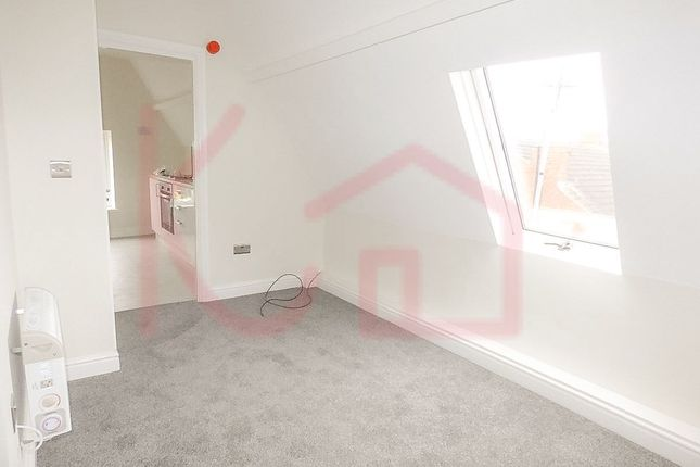 Studio to rent in Flat 3, St Marys Crescent DN1