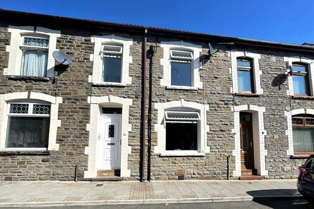 Thumbnail Terraced house for sale in Wayne Street, Porth