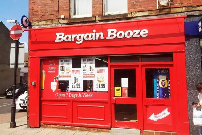 Retail premises for sale in Pontefract WF9, UK