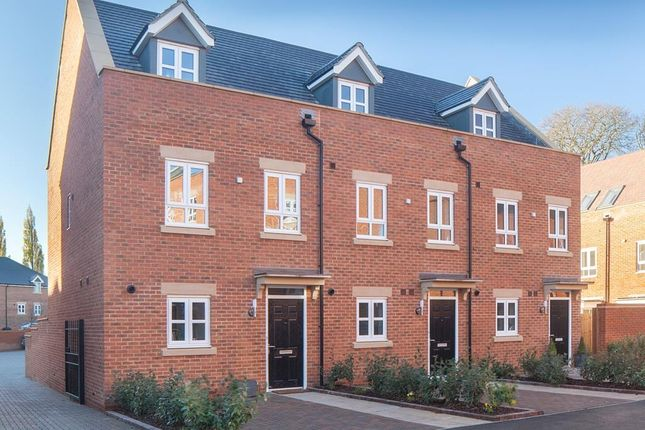 "Thumbnail End terrace house for sale in ""Kirkwood"" at Fetlock Drive, Newbury"