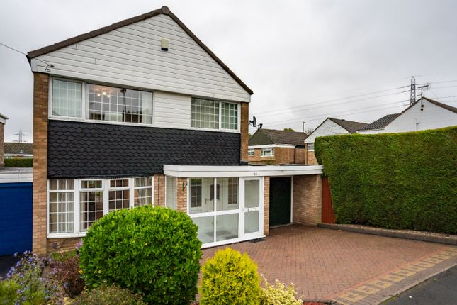 3 bed semi-detached house for sale in Woodbury Close, Halesowen B62