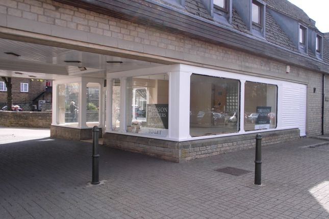 Thumbnail Retail premises to let in 1 Brewery Court, Cirencester