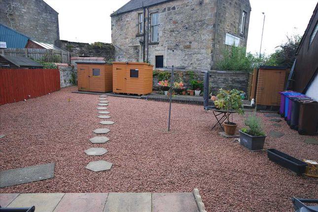 Rear Garden of Muirend Street, Kilbirnie KA25