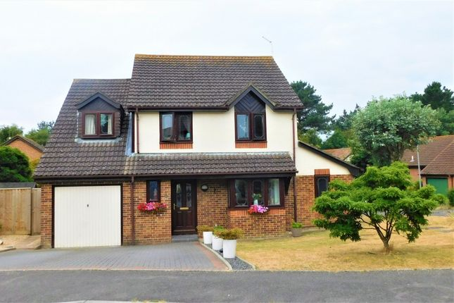 Thumbnail Detached house for sale in Portesham Way, Canford Heath, Poole