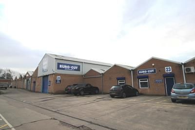 Thumbnail Warehouse to let in Units 23 & 24, West Park, Torrington Avenue, Coventry, West Midlands