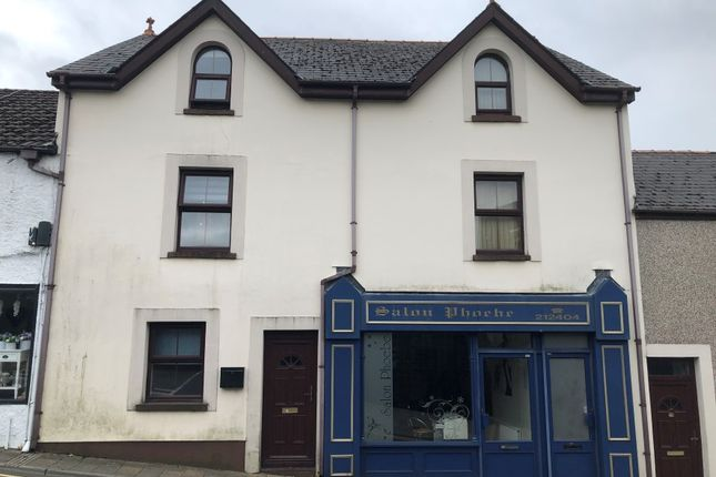 Thumbnail Retail premises for sale in 15 And 16 High Street, Abertillery, Blaenau Gwent