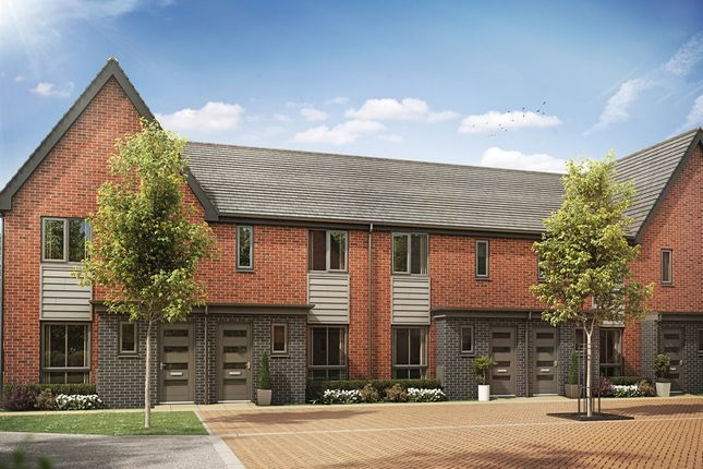 """Thumbnail Semi-detached house for sale in """"The Cornwall"""" at Austin Way, Birmingham"""