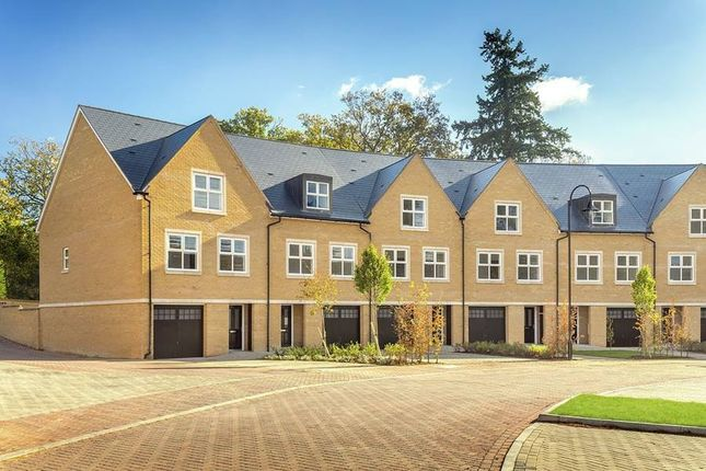 """Thumbnail Terraced house for sale in """"The Windsor"""" at Wick Road, Englefield Green, Egham"""