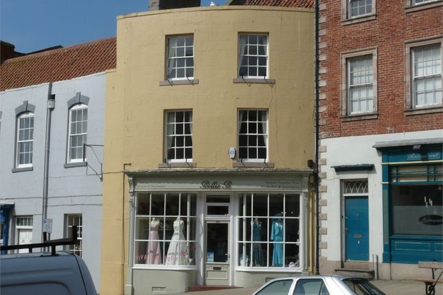 Thumbnail Flat for sale in Hide Hill, Berwick-Upon-Tweed, Northumberland