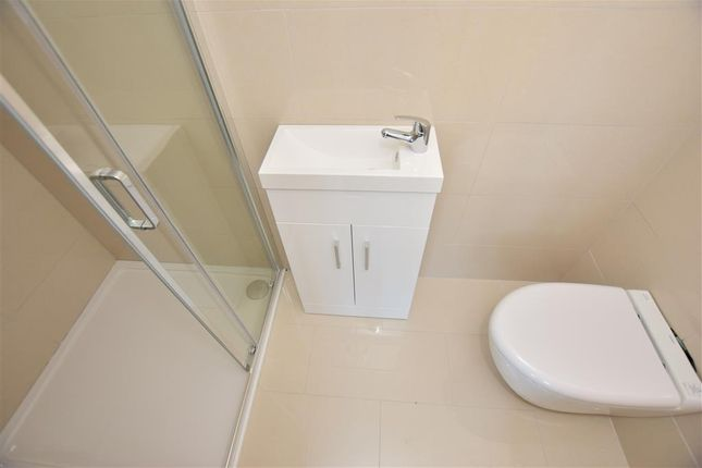Shower Room of Railway Road, Sheerness, Kent ME12