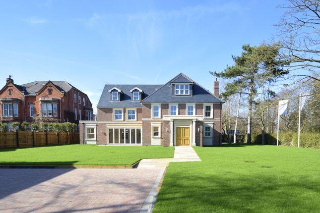 Thumbnail Detached house for sale in Elm House, Grange Road, Edwalton
