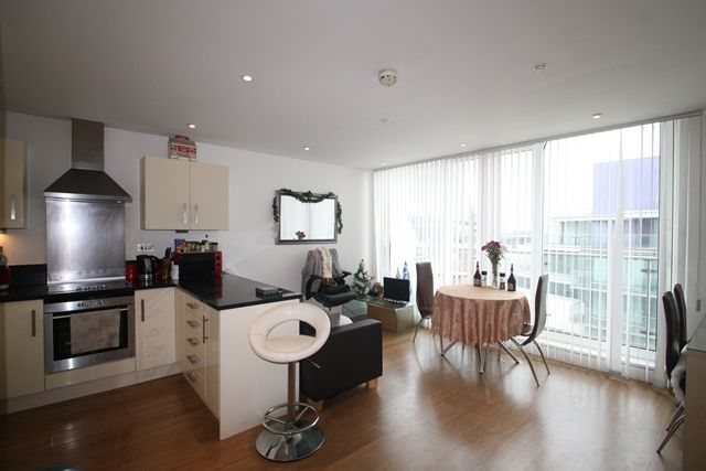 Thumbnail Flat to rent in The Galley, Basin Approach, Royal Docks