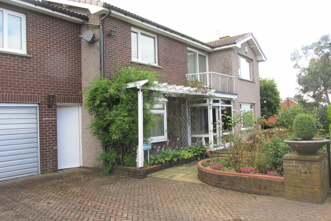 Thumbnail Detached house for sale in Melrose Avenue, Oswaldtwistle, Accrington