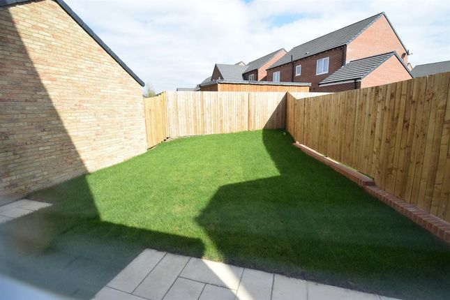 Rear Garden of The Stourton, Lord Close, Stainsby Hall Park, Middlesbrough TS5