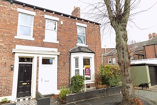 Thumbnail End terrace house to rent in Hart Street, Carlisle