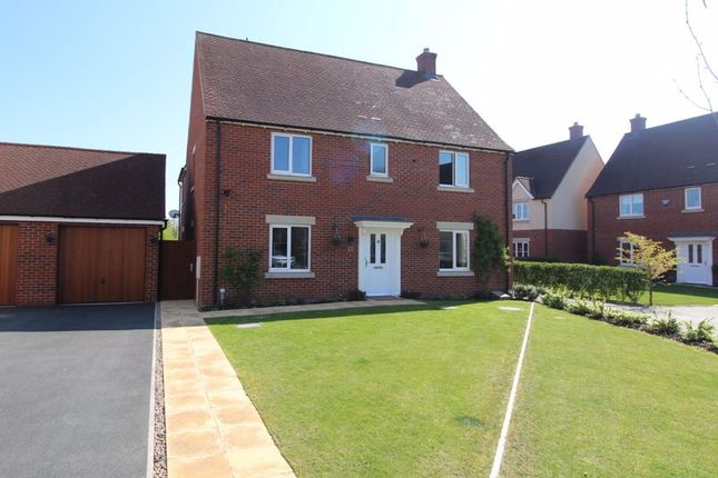 Thumbnail Detached house for sale in Thomas James Close, Elstow