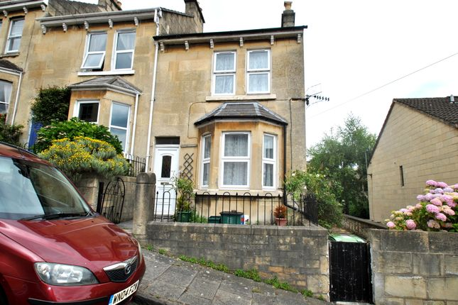 Thumbnail End terrace house for sale in Clarence Street, Bath