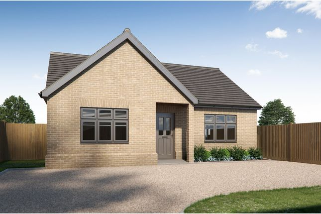 Thumbnail Detached bungalow for sale in 25A Westfield Road, Great Shelford, Cambridge