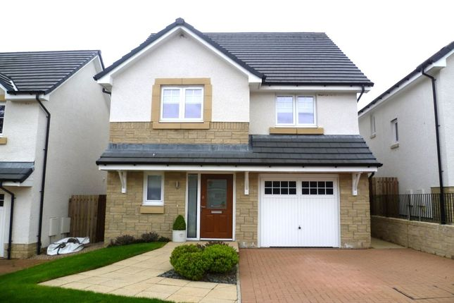 Thumbnail Detached house to rent in Millview Close, Auchterarder