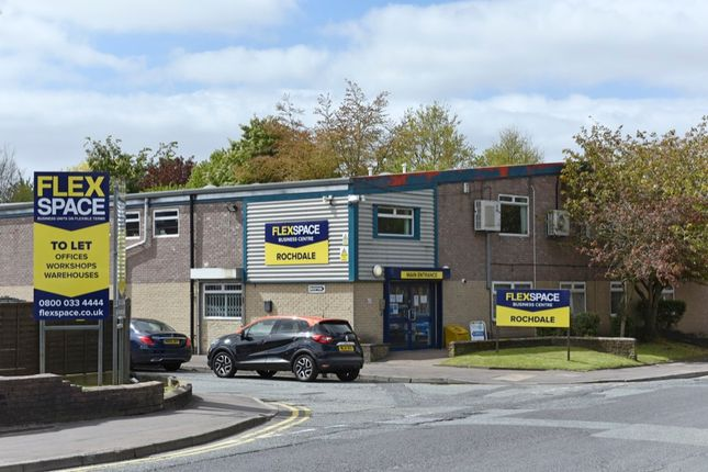Thumbnail Light industrial to let in Norman Road, Rochdale