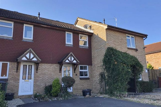 Thumbnail Terraced house for sale in Christopher Drive, Chippenham, Wiltshire