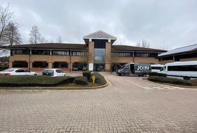 Thumbnail Office to let in First Floor, Hampden Court, Frederick Place, High Wycombe, Buckinghamshire