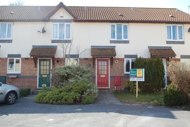 Thumbnail Property to rent in Plas Y Ddol, Johnstown, Carmarthen