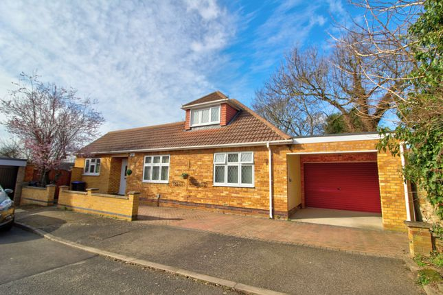 Thumbnail Bungalow for sale in The Bartons Close, Northampton