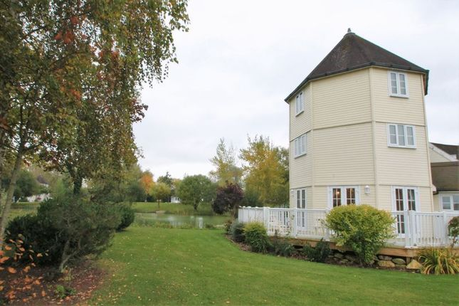 Thumbnail Terraced house for sale in Isis Lakes, Cotswold Water Park, Gloucestershire
