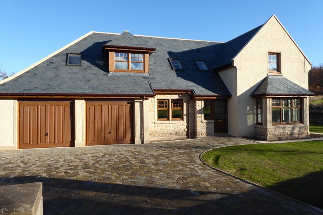 Thumbnail Detached house for sale in Quarrywood, Elgin