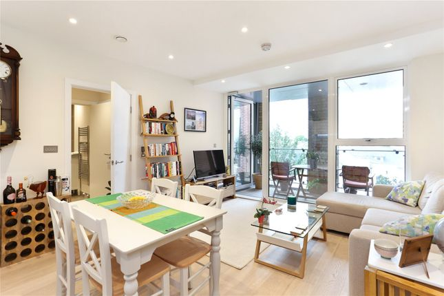 Thumbnail Flat for sale in Ravilious House, 273 King Street, London