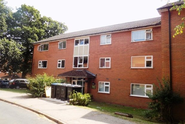 Thumbnail Flat to rent in Jervoise Drive, Birmingham